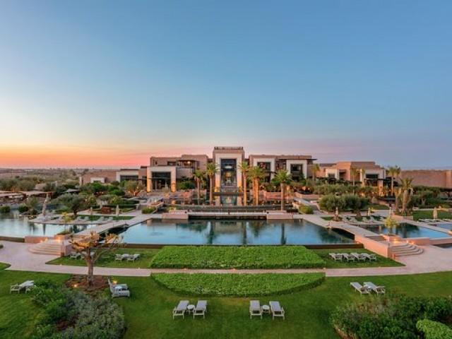 Invitational » au Fairmont Royal Palm de Marrakech du 4 au 7 mars 2021.